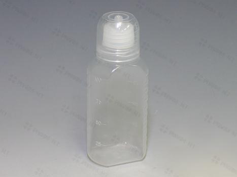 안전컵 이중마개 컵투약병 100ml