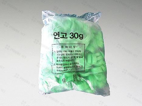 연고곽 30g(초록), 신도