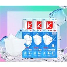 KF-AD 비말차단 케이마스크 (대형/백색/1매입)