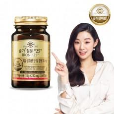 [솔가] 철분25 (60캡슐/2개월분)